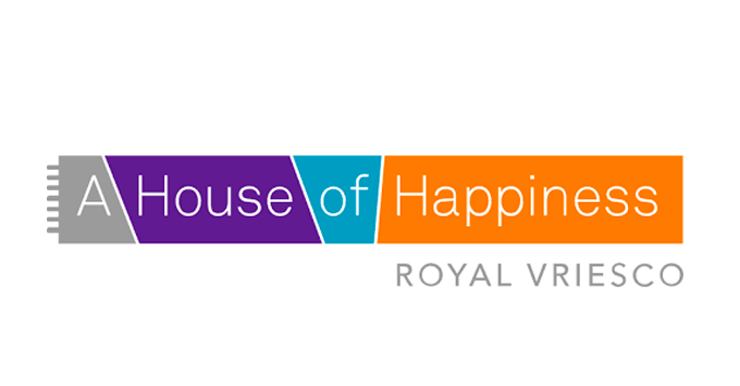 A House of Happiness logo